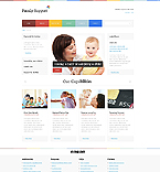 Website template #44315 by Astra