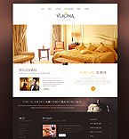 Website template #44316 by Delta