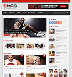 WordPress theme #44325 by Ramzes