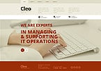 Website template #44389 by Glenn