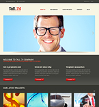 WordPress theme #44397 by Cerberus