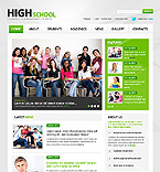 Website template #44398 by Mercury