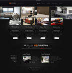 Website template #44407 by Delta