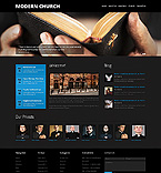Website template #44429 by Solomia