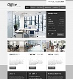 Stretched Flash CMS Theme #44431