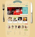 Stretched Flash CMS Theme #44432