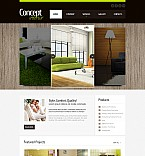 Stretched Flash CMS Theme #44436