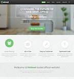 WordPress theme #44439 by Ramzes
