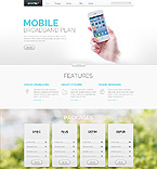 Website template #44441 by Astra