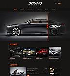 44442 Cars Website Templates