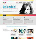Joomla template #44446 by Cerberus