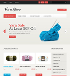 Responsive Yarn Shop - PrestaShop Theme #44497 by Astra