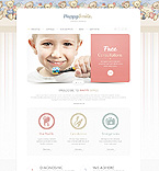 Website template #44500 by Delta
