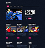 Website template #44501 by Cowboy