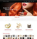 Website template #44502 by Solomia