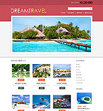 Responsive Dream Travel Store - PrestaShop Theme #44509 by Delta