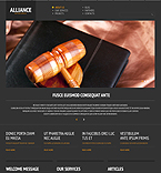 WordPress theme #44511 by Irene
