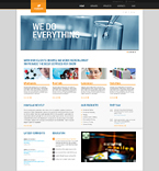 WordPress theme #44519 by Cerberus