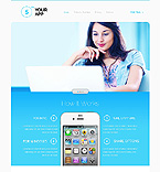 Website template #44531 by Astra