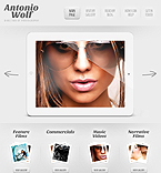 WordPress theme #44569 by Elza