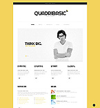 Website template #44575 by Cowboy