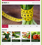 WordPress theme #44581 by Butterfly
