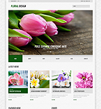 WordPress theme #44583 by Butterfly