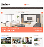 Responsive Real Estate Store - PrestaShop Theme #44646 by Elza