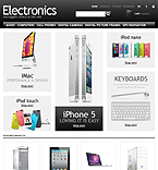 Powerful Electronics Store - PrestaShop Theme #44654 by Mercury
