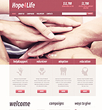 Drupal template #44655 by Elza