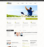 WordPress theme #44669 by Elza