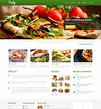 WordPress theme #44762 by Solomia