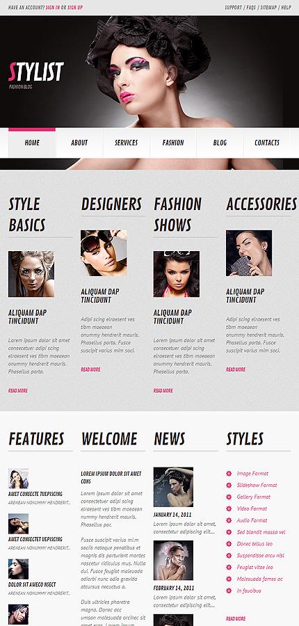 model agency responsive wordpress theme web design templates website templates download. Black Bedroom Furniture Sets. Home Design Ideas