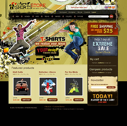 T-shirts store - Decorous T-shirts For EveryOne