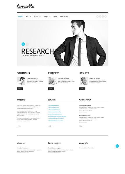 Terracotta - Bootstrap Based Responsive Business WordPress Theme
