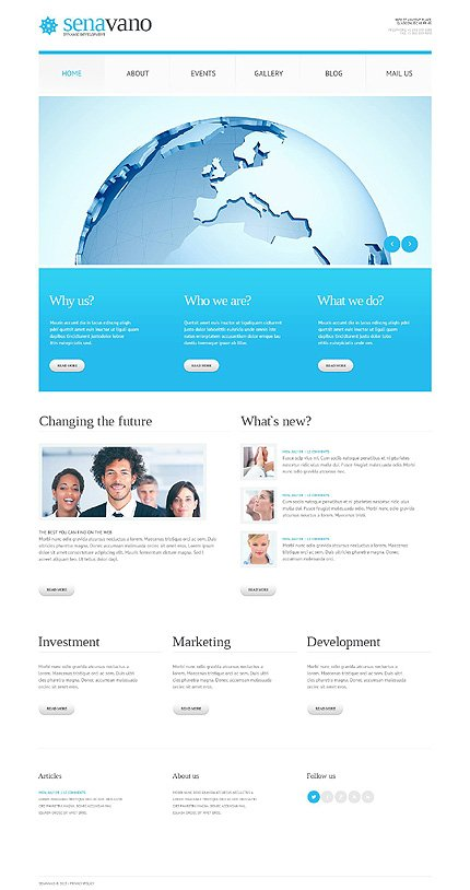 View live Demo for Worldwide Biz Marketing Services - WordPress Fully Responsive Theme