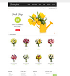 45762 Flowers, Last Added Magento Themes