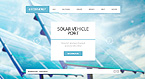 Website template #45845 by Elza