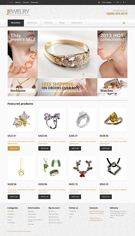 Jewellery shops online