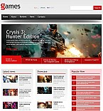 46071 Last Added, Games Flash CMS Templates