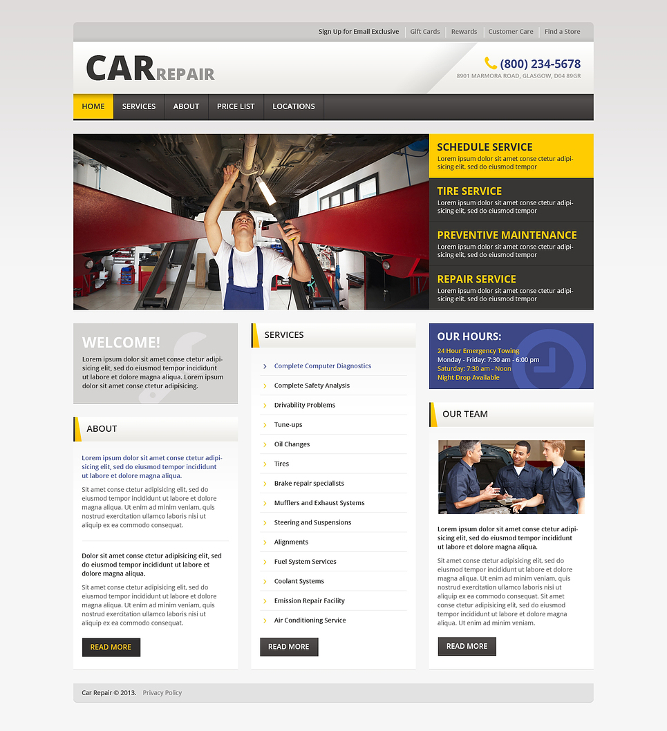 ... templates displaying 19 images for auto repair logo templates toolbar