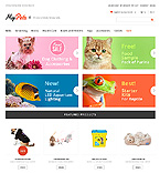 Magento theme #46180 by Delta