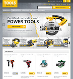 Magento theme #46246 by Hermes