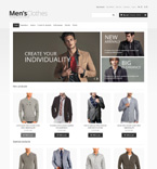Magento theme #46335 by Hermes