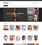 Magento theme #46531 by Hermes