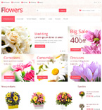 46803 Flowers, Last Added Magento Themes