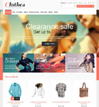 Magento theme #46808 by Hermes