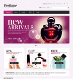 Magento theme #46809 by Hermes