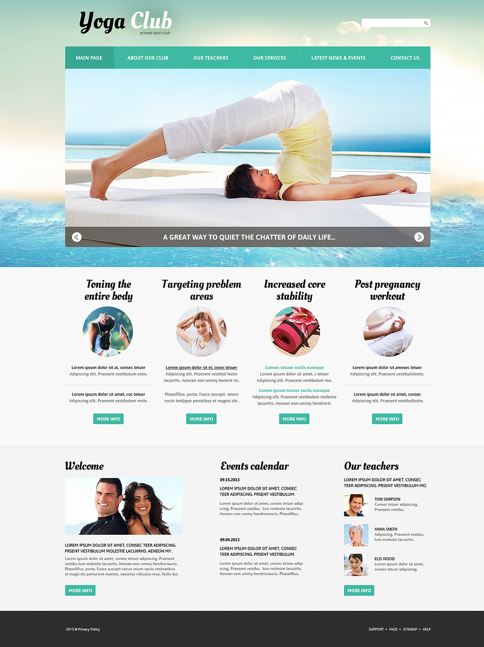 template for joomla 168 with practice joomla template 46830