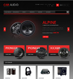 Magento theme #46842 by Ares